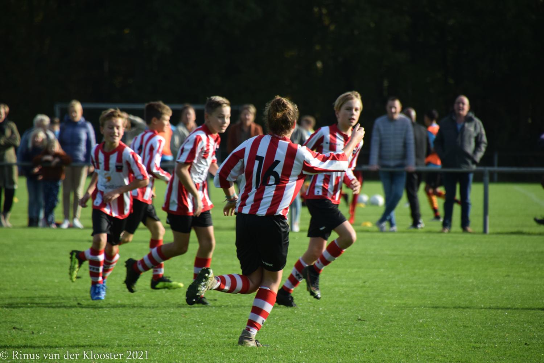 Foto's WFB JO13-1-Nieuwenhoorn JO13-2